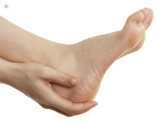 Feet. Diabetes can sometimes cause the complication known as diabetic foot.